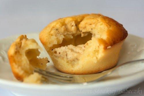 Muffinka serowa
