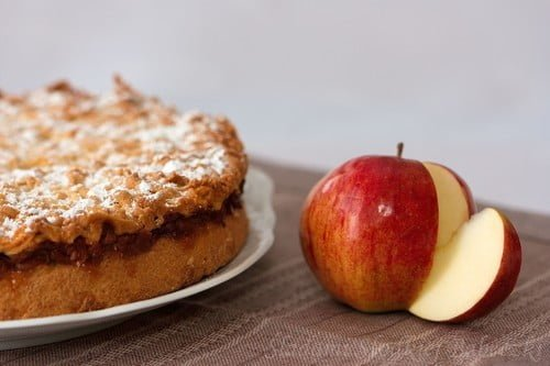 Szarlotka - jabłecznik francuski