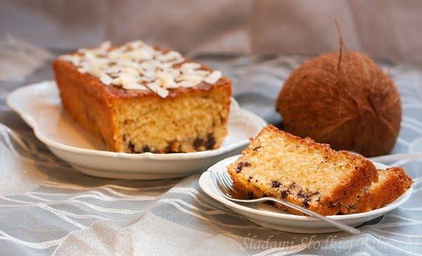 Ciasto kokosowe