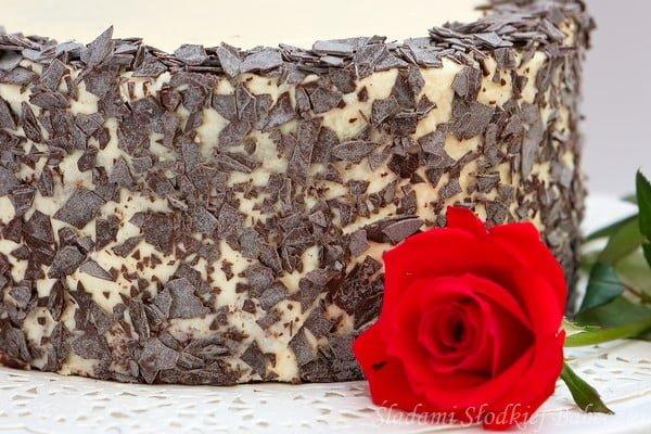 Tort diabelski z mascarpone