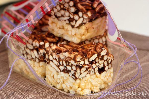 Kruchy blok ryżowy