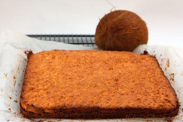 Kokosowe ciastka - pyszotki