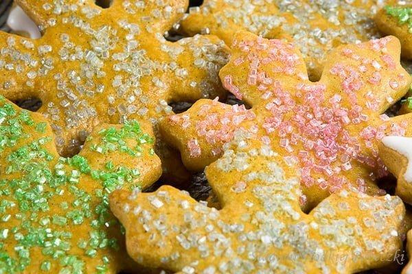 Ciasteczka - waniliowe gwiazdeczki