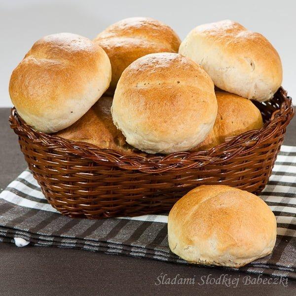 Bułki pszenno-żytnie / Wheat and rye buns