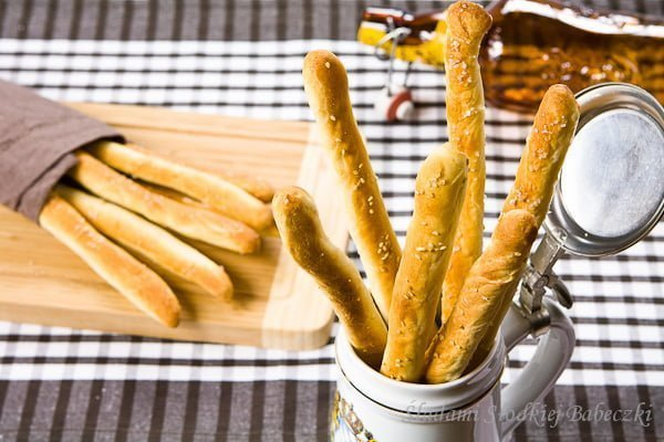 Paluchy chlebowe / Bread fingers