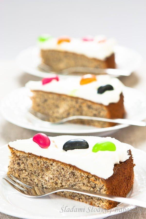 Mazurek rosyjski / Russian mazurka cake
