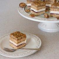Orzechowiec / Walnut cake