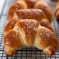 Rogaliki maślane / Buttery croissants