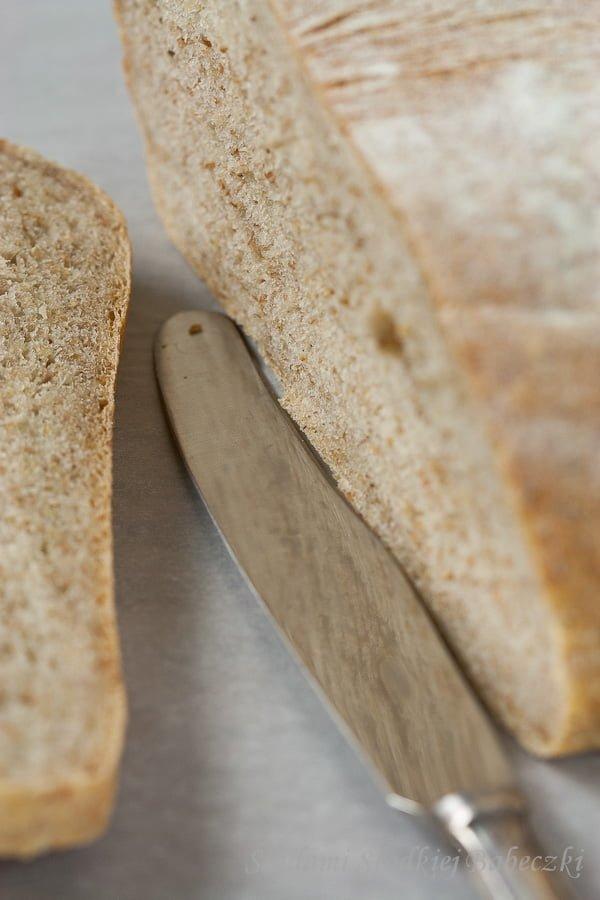 Chleb z płatkami owsianymi / Sourdough bread with oat flakes