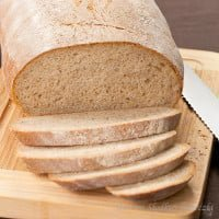 Delicate sourdough bread | Soft sourdough bread