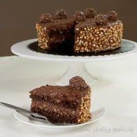 Tort Ferrero rocher | Ferrero rocher cake