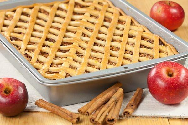 Jabłecznik styryjski | Styrian apple pie