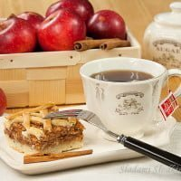 Jabłecznik styryjski   Styrian apple pie