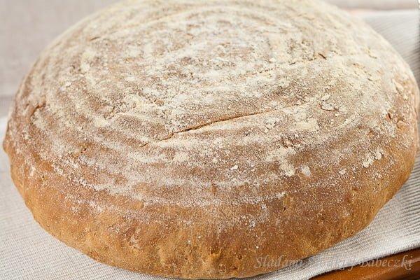 Chleb razowy ze słonecznikiem | Yeast wholemeal bread with sunflower seeds