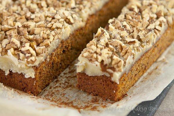 Ciasto marchewkowe | Carrot cake