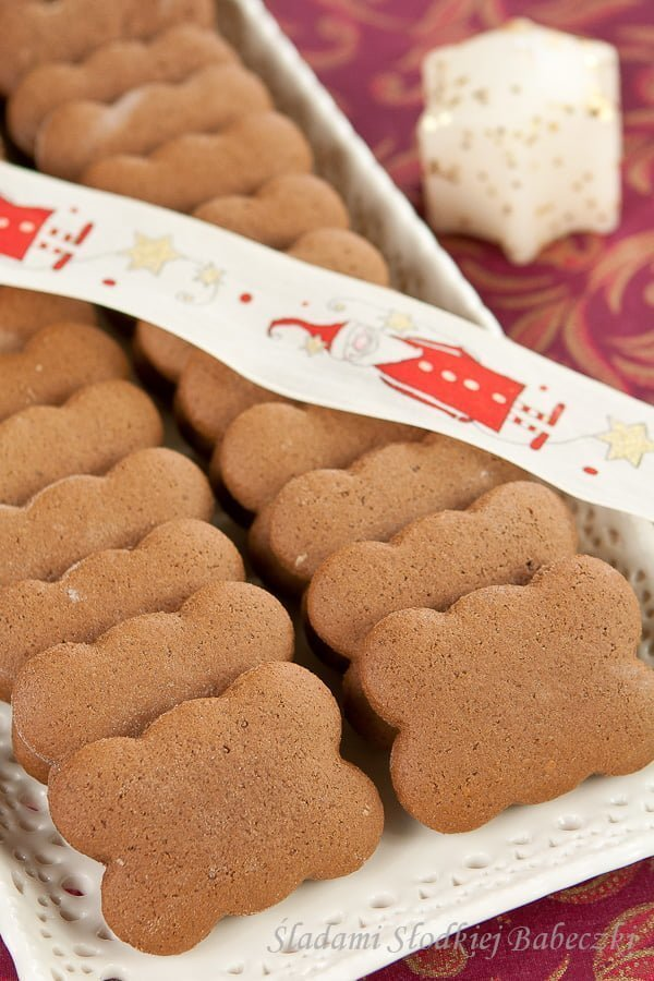 "Katarzynki | Polish classical gingerbread cakes called 'Katarzynki"" (Catherines)"