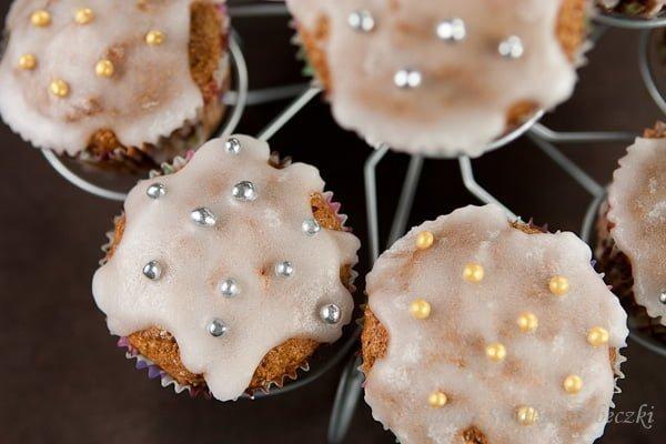 Muffinki piernikowe | Gingerbread muffins