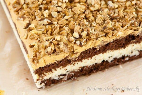 Toffi z kokosem | Toffee with coconut cake