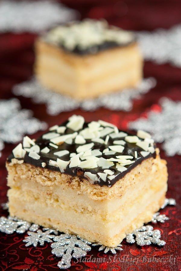 Stefanka | Honey cake (Polish Stefanka Cake)