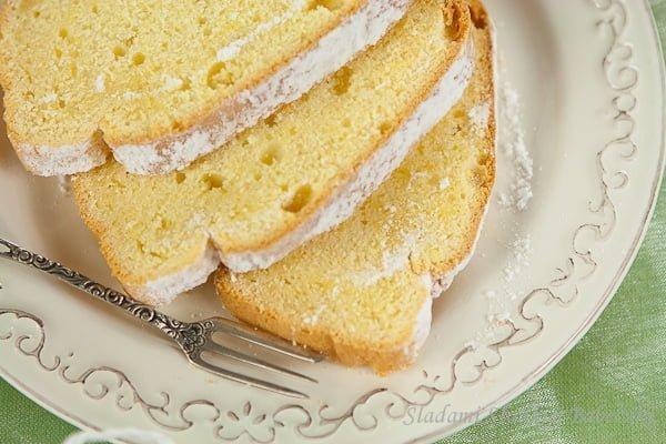 Babka śmietankowa | cream sand cake
