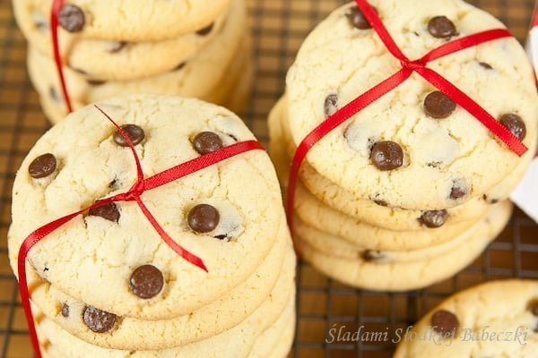 Ciastka czekoladowe | Chocolate chip cookies