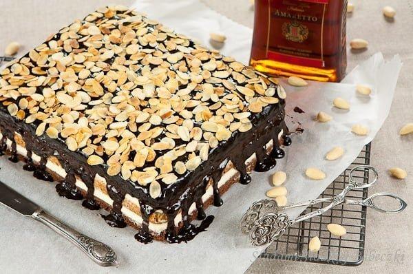 Ciasto migdałowe | Almond cake