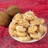 Kokosanki | Coconut cookies