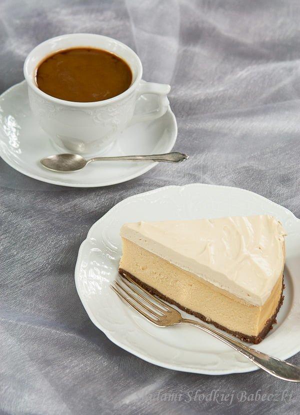 Sernik karmelowy | Caramel cheesecake