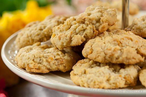 Ciasteczka owsiane I Oatmeal Cookies