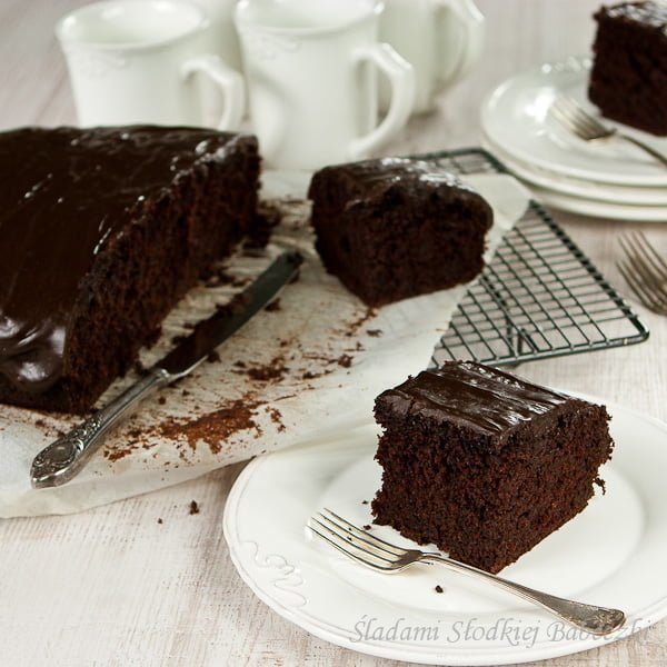 Ciasto czekoladowe Reni