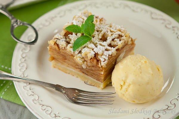 Szarlotka tatrzańska | Tatra apple pie