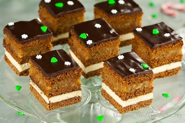 Brazylianka | Brazylianka cake