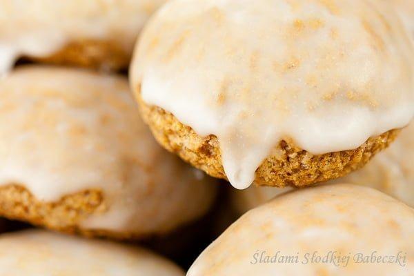 Okrągłe pierniczki | Round gingerbread cookies