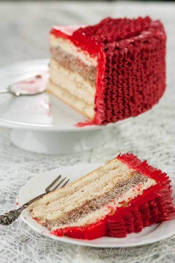 Tort czekoladowo-kawowy | Chocolate&coffee cake