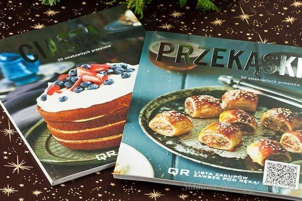 Nagrody konkursowe - książki kulinarne