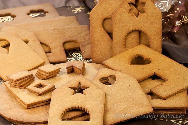 Piernikowa chatka (Domek z piernika) | Gingerbread Cottage