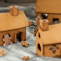 Gingerbread cottage (Gingerbread House) | Gingerbread Cottage