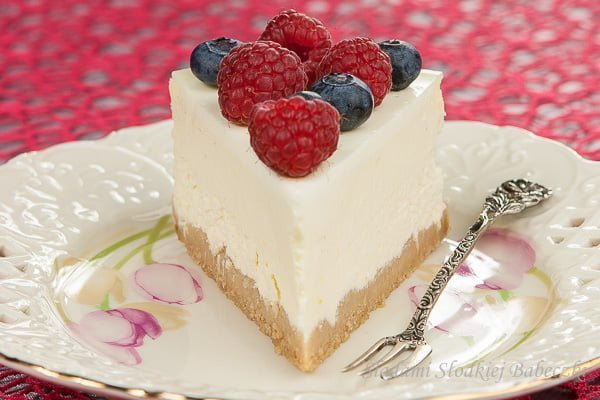 Sernik New York | New York cheescake
