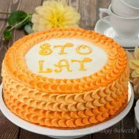 Cake with decoration in Lusk