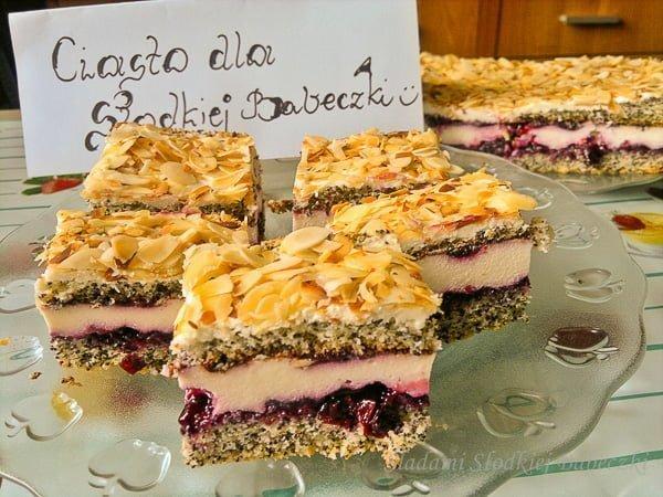 cheese cake with vanilla Margaret Lewicka Jaśkiewicz
