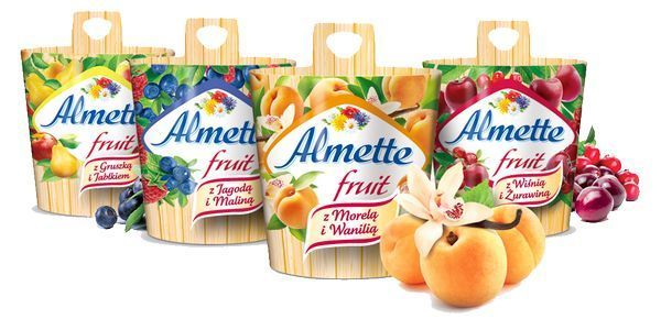 Almette fruit